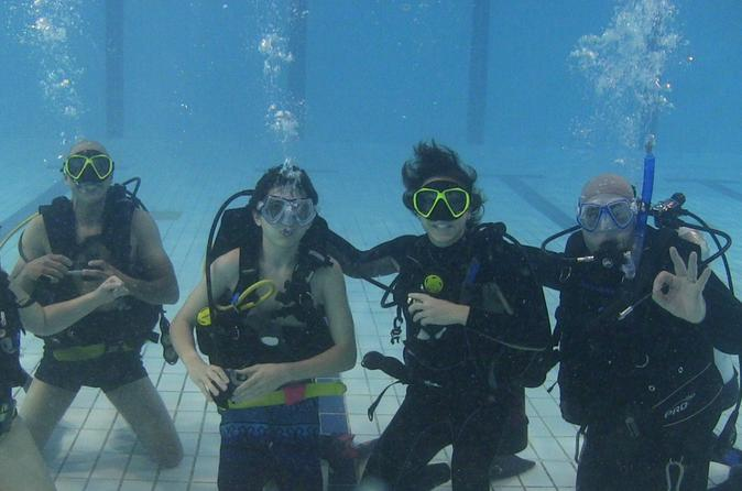 Private PADI Open Water Diver Certification Course