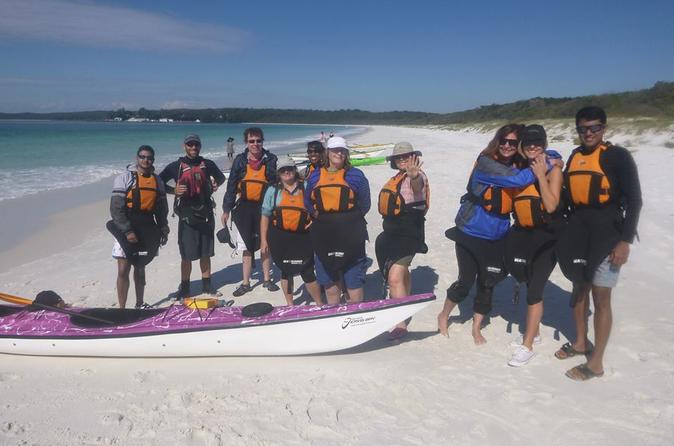 Jervis bay kayak tour in huskisson 298023