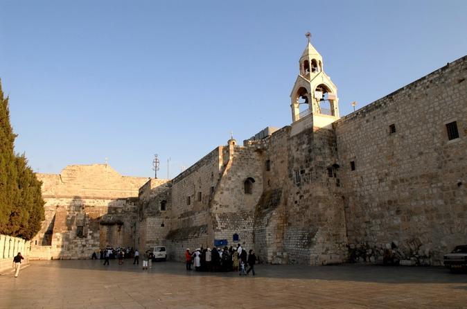 Bethlehem half day private tour from jerusalem in jerusalem 291452