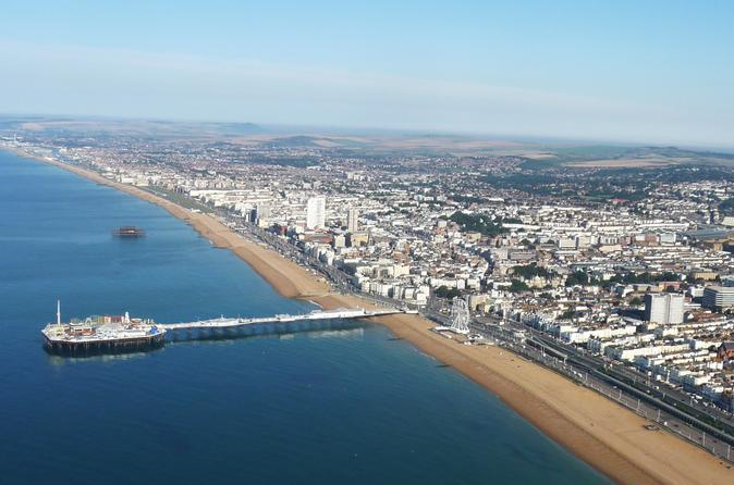 The heavenly half hour a private 30 minute helicopter tour of in brighton 299714