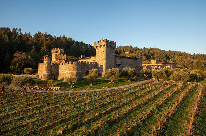 Private Customized Wine Tour of Napa or Sonoma Valley from San Francisco Bay Area