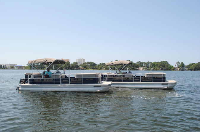 8 hour pontoon rental in panama city beach 291739