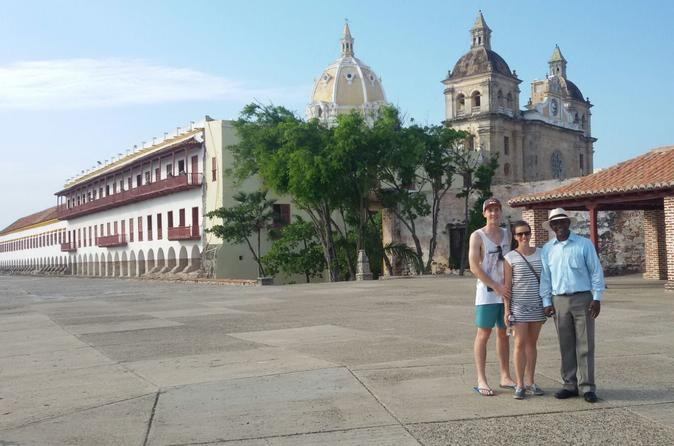 City tour privado por Cartagena