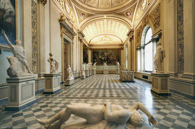 Early access guided uffizi gallery tour with skip the line ticket in florence 287027