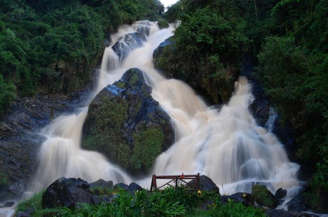 Private Full Day El Retiro Waterfall Tour Including Food from Medellín