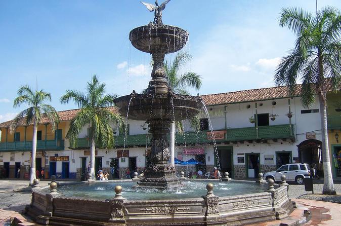 Santa Fe de Antioquia Private Tour from Medellin