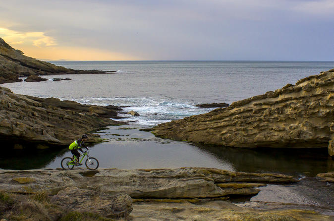 Mountain Biking In The Basque Coast