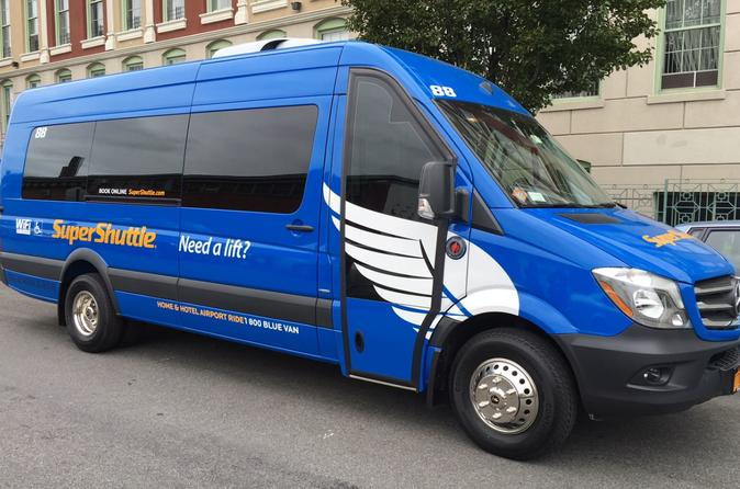 New York City Hotel to Airport Direct Transfer by Private Van 2019
