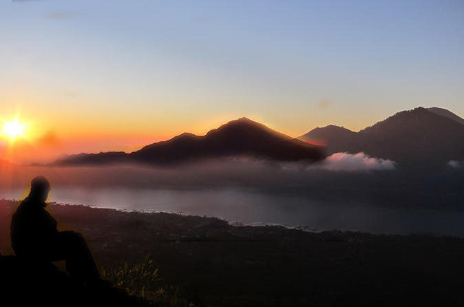 Mount batur volcano sunrise trekking tour with breakfast in denpasar 287358