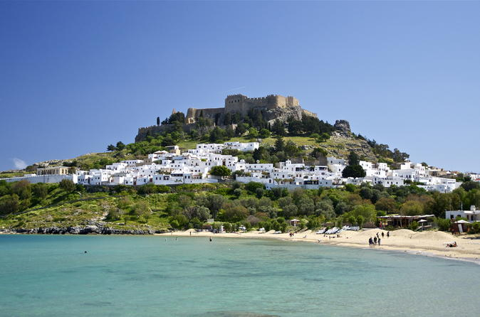 Rhodes Half Day Lindos And 7 Springs Only Transfer