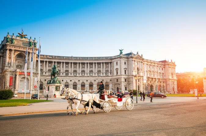 Vienna Day Tour From Brno