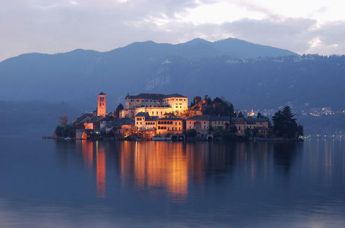 Lake Maggiore, Northern Italy