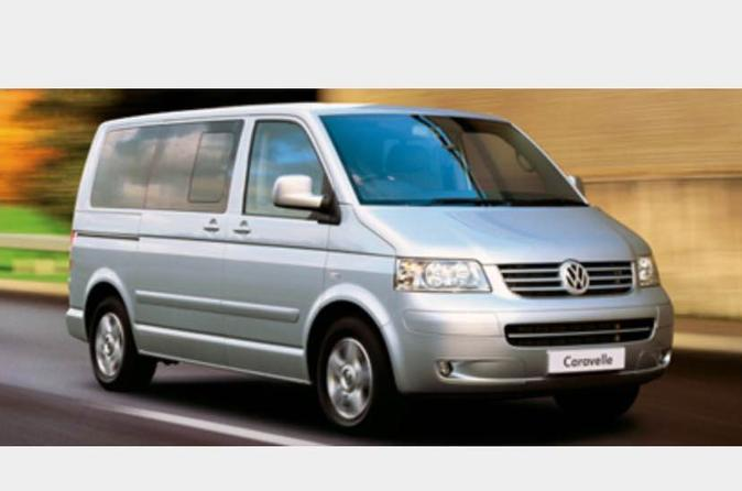 Private Transfer:Central London to Southampton Port CruiseTerminal for Up to 8 Passengers