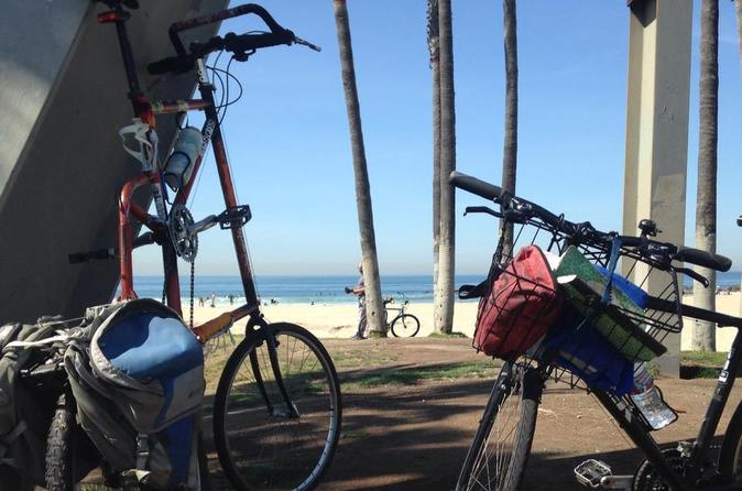 Los Angeles Ride to the Beach