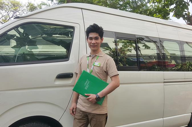Bangkok International Airport Arrival Transfer