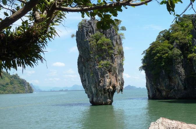 FULL DAY  PHANG NGA & CANOE BY SPEEDBOAT With Lunch - Phuket