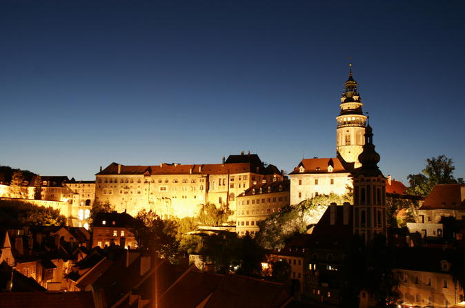 Private Sightseeing Trip From Salzburg To Prague Via Cesky Krumlov with a Guided Tour