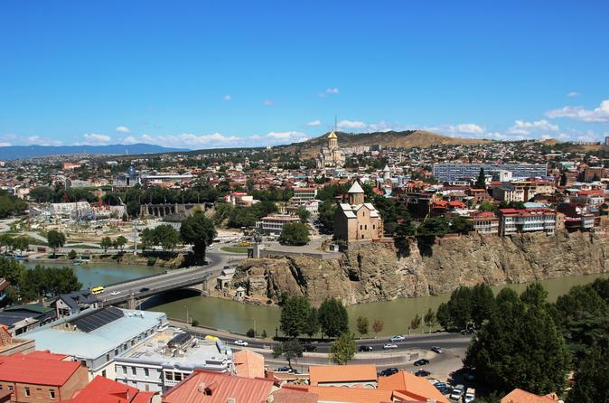 Tbilisi and mtskheta tour historical tour and old capital in tbilisi 287319