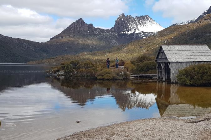 small group cradle mountain day tour from devonport ulverstone or