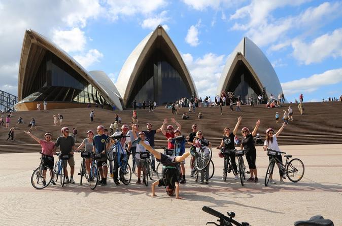 Sydney bike tours in sydney 234028