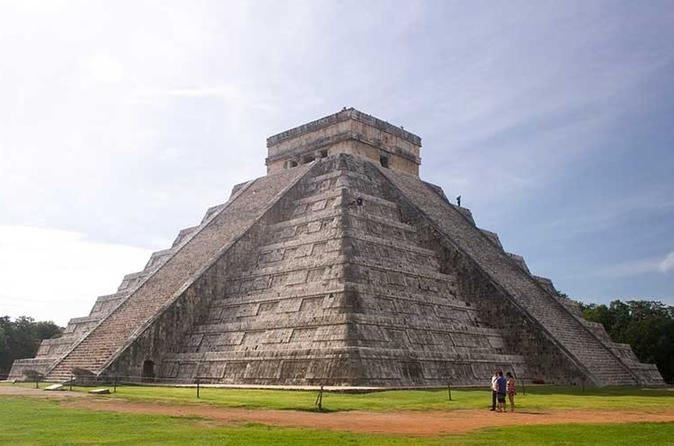 Chichen itza ek balam and hubiku cenote tour from playa del carmen in playa del carmen 297221