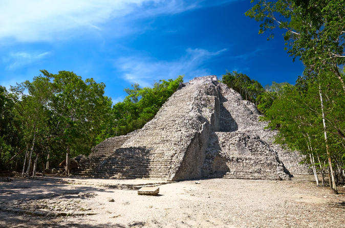Coba tulum and cenote tour from playa del carmen in playa del carmen 318406