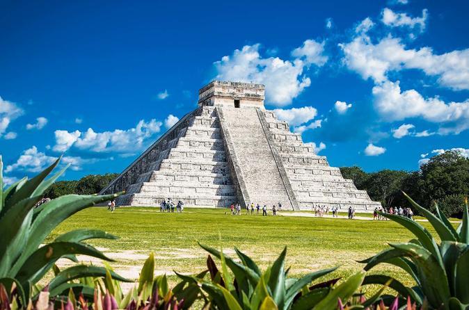 Excursão em Chichén Itzá, Ek Balam e cenote de Hubiku saindo de Cancún
