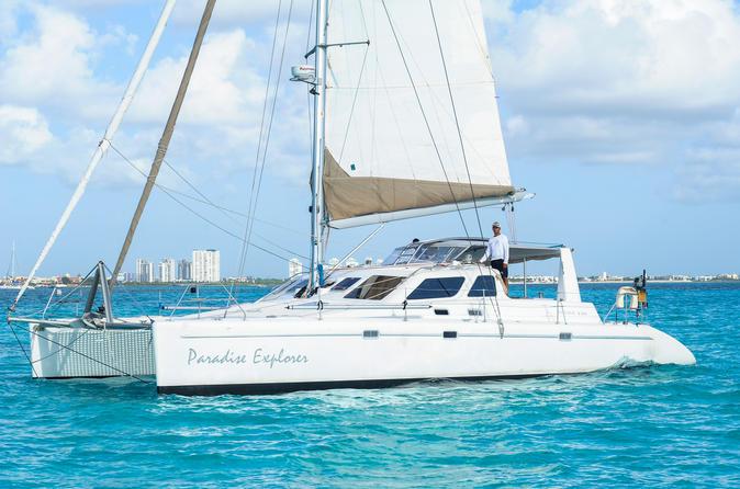Sail trip to isla mujeres from playa del carmen in playa del carmen 336731