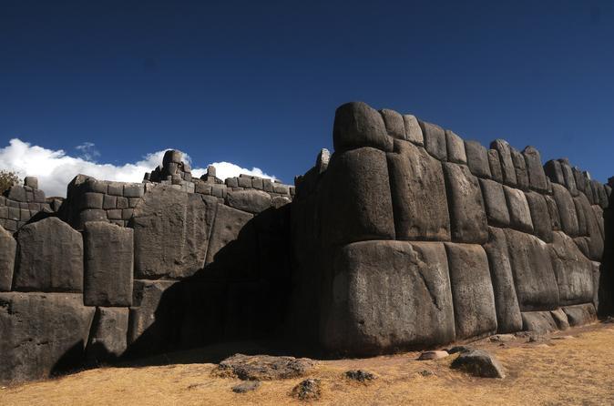City tour de meio dia a Cusco, incluindo Tambomachay