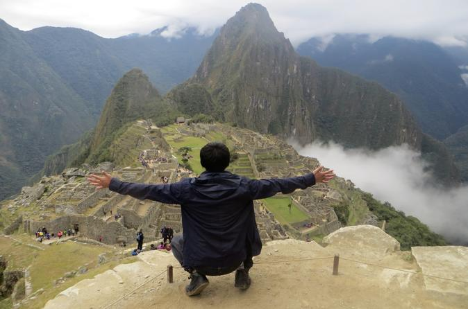 Excursão para grupos pequenos: serviço de guia em Machu Picchu saindo de Cusco
