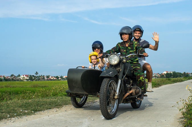 Hoi An Countryside Sidecar Tour