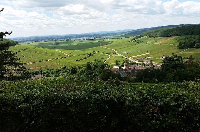Burgundy Private & Custom Tours
