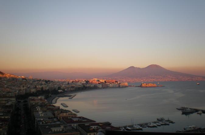 Naples Pompeii and Vesuvius full day tour from Naples