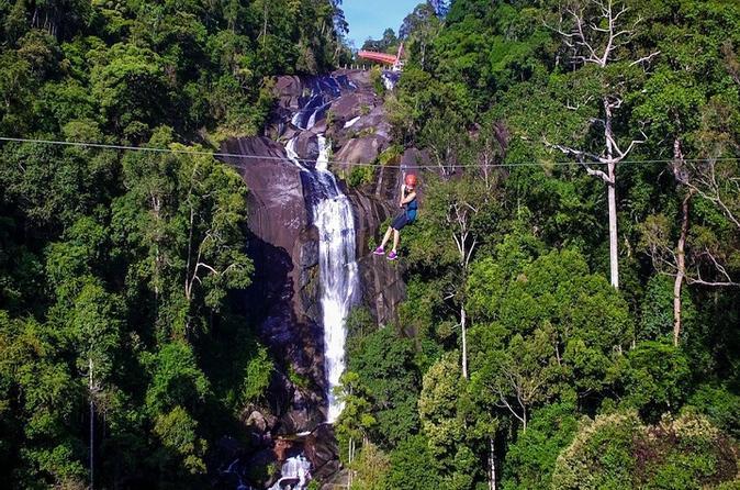 Langkawi Zipline Adventure Tour Including Private Transfer - Langkawi Island