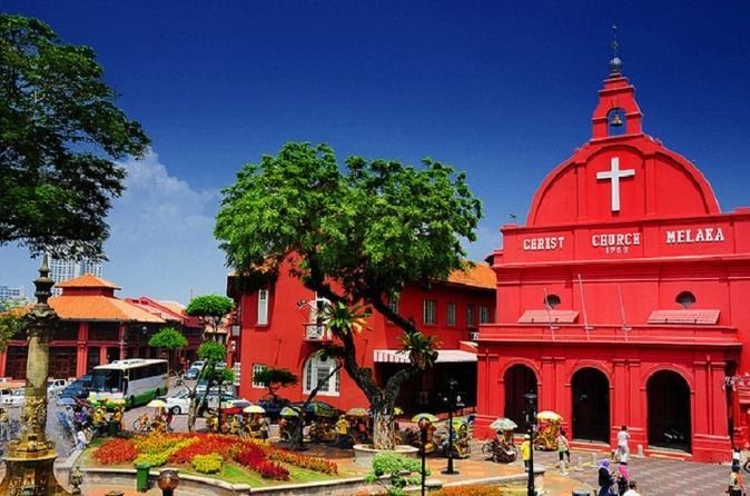 Southbound Coaches - Melaka(Malacca)