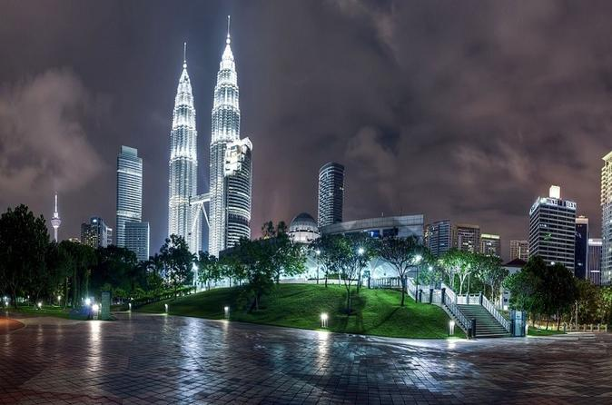 Skip the Line: Petronas Twin Tower Entry Ticket Including Hotel Delivery""