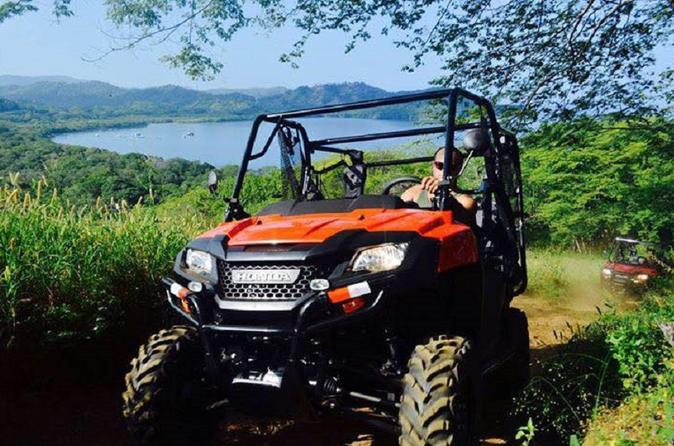 Liberia Beach and Mountain Buggy Tour in Guanacaste Costa Rica, Caribbean