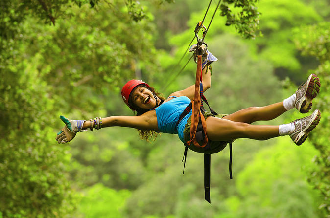 The 5 Best Zipline And Canopy Tours in Costa Rica