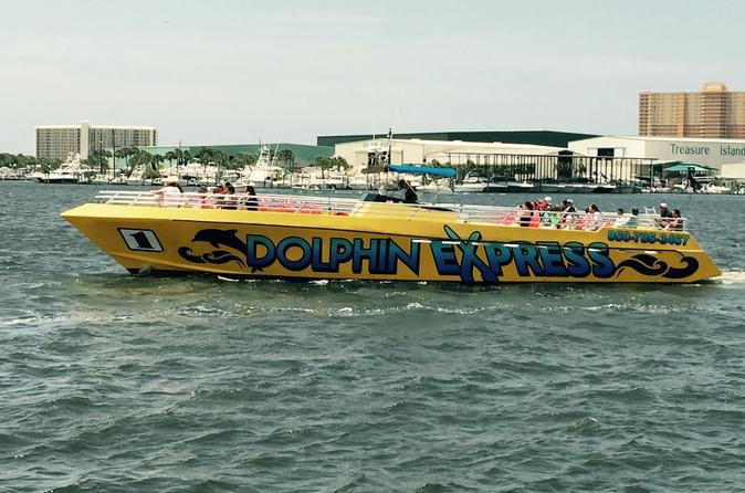 Dolphin adventure tour in panama city beach 288510