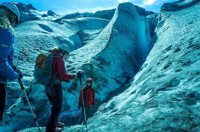 Exit Glacier Ice Hiking