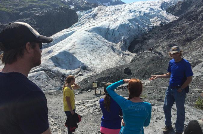 Exit Glacier Naturalist Hike