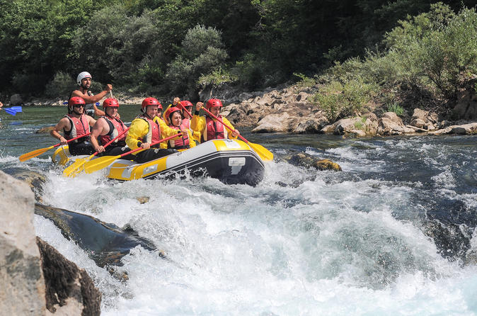 Rafting on the neretva river from konjic in konjic 309742