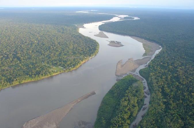 3-Day Amazon Napo Adventure from Quito Ecuador, South America