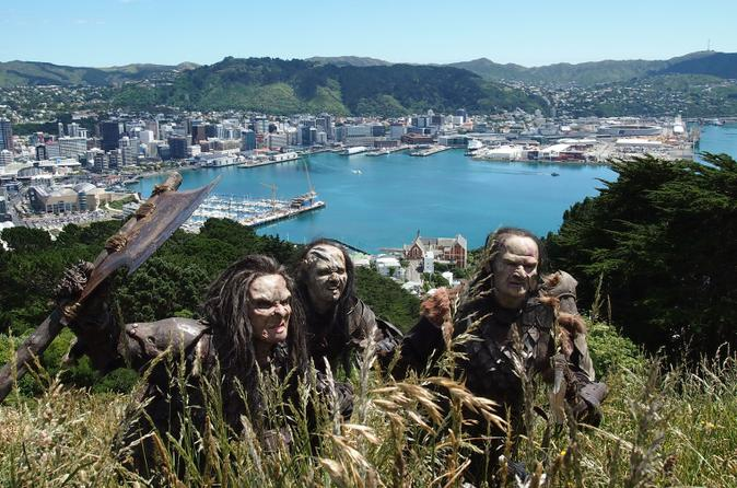 Wellington s lord of the rings locations tour including lunch in wellington 140990
