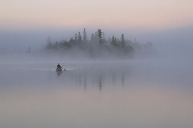 5-Day Canoe Trip in Quetico Provincial Park