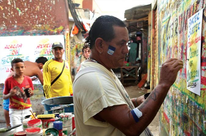 Excursão aventura ao Mercado de Bazurto em Cartagena