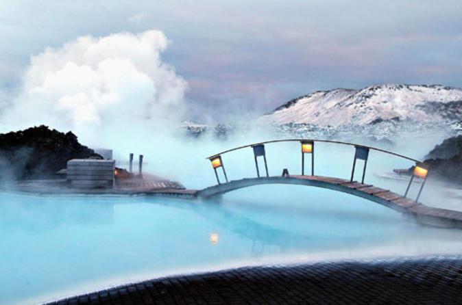 Blue Lagoon Spa, incluindo entrada e transporte de ida e volta saindo de Reykjavik