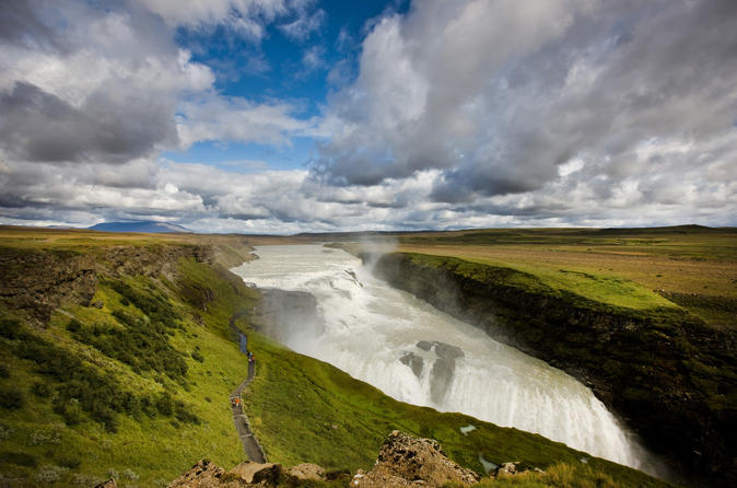 Golden Circle Express Private Small-Group Tour