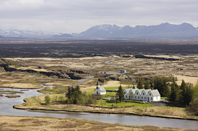 Reykjavik Golden Circle Super Jeep Tour and Snowmobiling Iceland, Europe