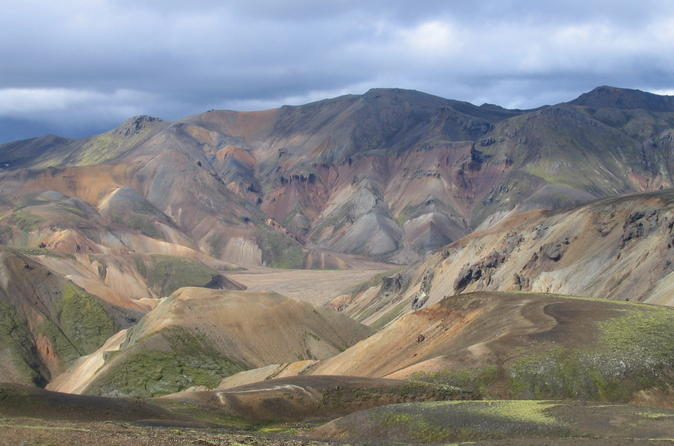 Iceland from Below Tour